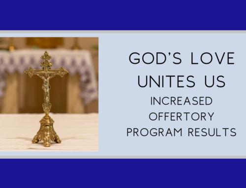 God's Love Unites Us – Thank You!